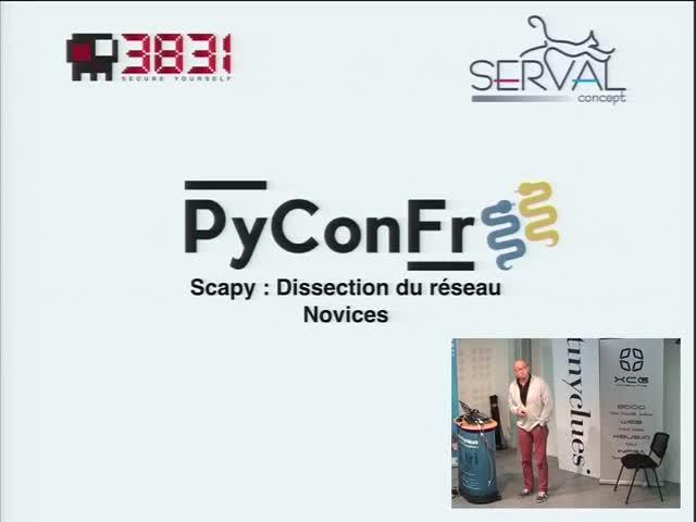 Image from Scapy, application à la sécurité