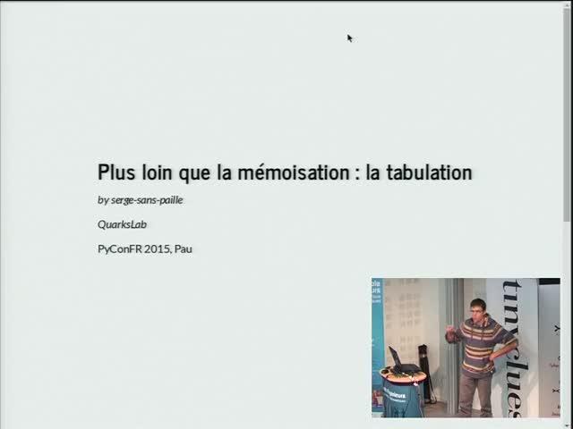 Image from Plus loin que la mémoization : la tabulation