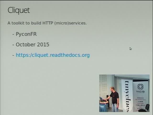 Image from Cliquet: un toolkit pour construire des (micro)services