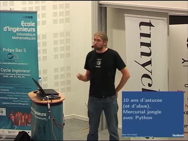 Image from 10 ans d'astuce et d'abus, Mercurial jongle avec Python