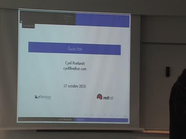 Image from Guix-tox, une version fonctionnelle de tox.