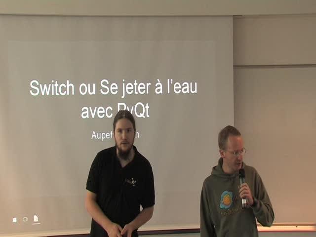 Image from Switch, ou Se jeter à l'eau avec PyQT