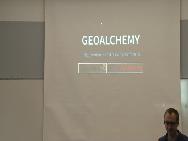 Image from GeoAlchemy : le géo-compagnon d'SQLAlchemy