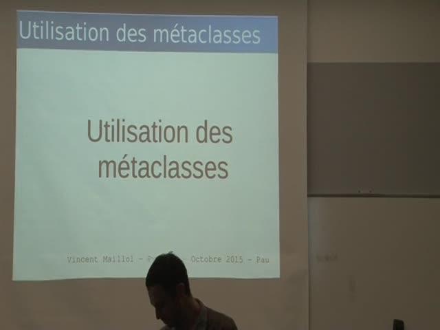Image from L'utilisation des métaclasses