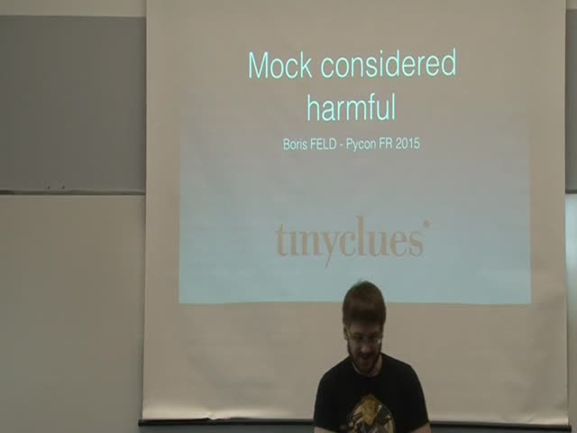 Image from Mock considered harmful